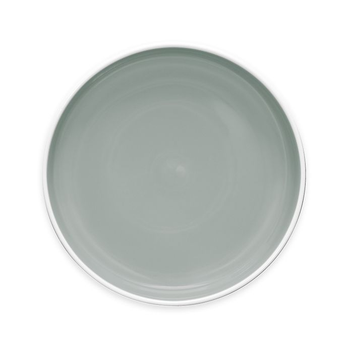 Alternate image 1 for Noritake® ColorTrio Stax Deep Plate in Graphite
