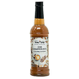 Jordan's Skinny Syrups® 750 mL Iced Cinnamon Roll Syrup