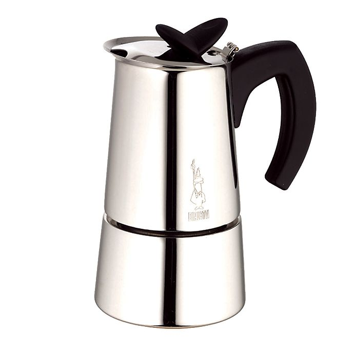 Alternate image 1 for Bialetti® Musa 6-Cup Stovetop Espresso Maker