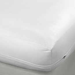Vinyl Zippered 16-Inch Mattress Protector