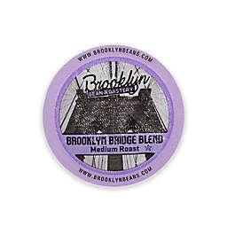 Brooklyn Bean Roastery 16-Count Brooklyn Bridge Blend Coffee for Single Serve Coffee Makers