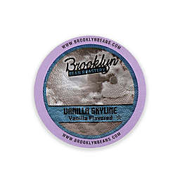 Brooklyn Bean Roastery 16-Count Vanilla Skyline Coffee for Single Serve Coffee Makers