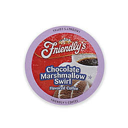 Friendly's 18-Count Chocolate Marshmallow Coffee for Single Serve Coffee Makers