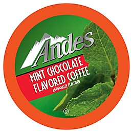 Andes® Mint Chocolate Flavored Coffee Pods for Single Serve Coffee Makers 18-Count