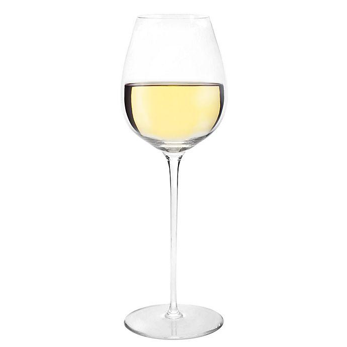 Alternate image 1 for Olivia & Oliver™ Madison 13 oz. White Wine Glasses (Set of 4)