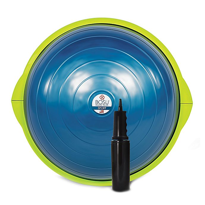 Alternate image 1 for BOSU® Sport Balance Trainer in Blue