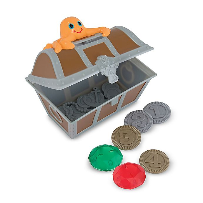 Alternate image 1 for Melissa and Doug Undersea Treasure Hunt Game in Brown