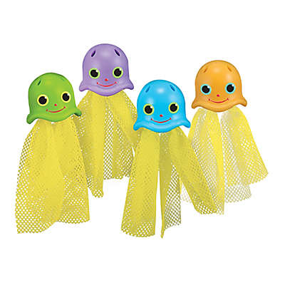 Melissa and Doug Jolly Jellyfish Sinkers Pool Toy in Green/Purple/Blue/Gold
