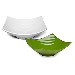 Q Squared Zen Serving Bowl