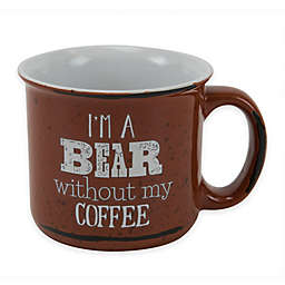 "Boston Warehouse® ""I'm a Bear without my Coffee"" Mug"