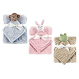 BabyVision® Hudson Baby® Security Blanket Set