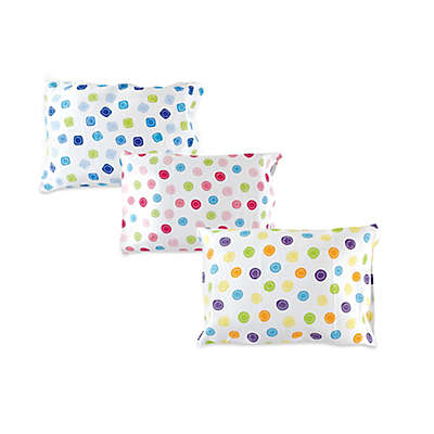 Baby Vision® Luvable Friends® Geometric Print Pillowcase
