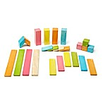 Tegu 24-Piece Tints Magnetic Wooden Set