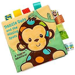 """Taggies™ """"Dazzle Dots and the Missing Spots"""" Soft Book"""