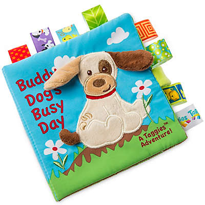 "Taggies™ ""Buddy Dog's Busy Day"" Soft Book"