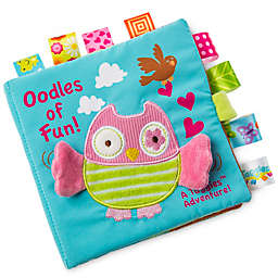 """Taggies™ """"Oodles of Fun"""" Soft Book"""