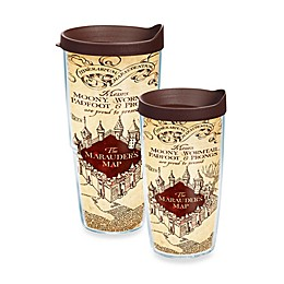 Tervis® Harry Potter Marauders Map Wrap Tumbler with Lid