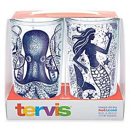 Tervis® Octopus/Mermaid 16 oz. Tumbler Gift Set (Set of 2)