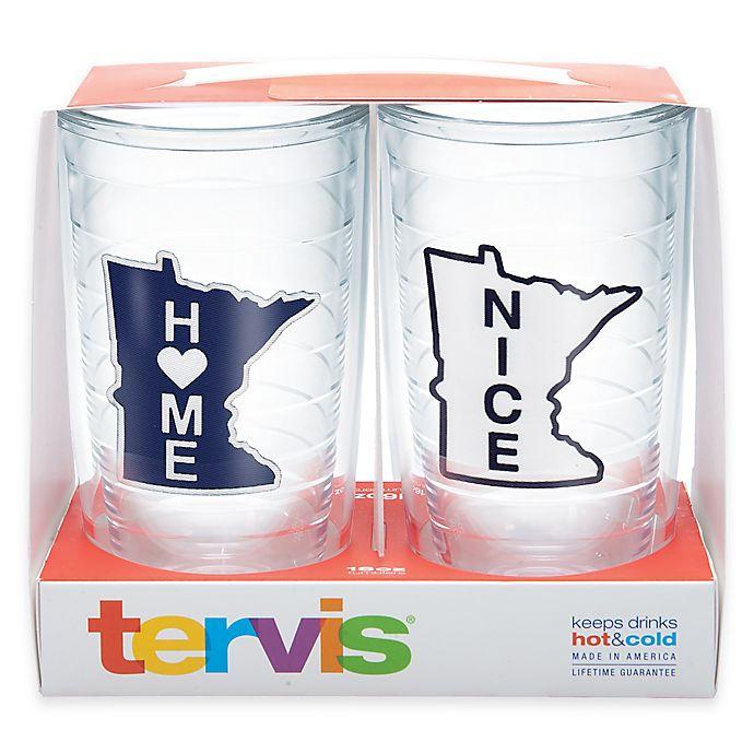 Alternate image 1 for Tervis® Minnesota Home 16 oz. Tumbler Gift Set (Set of 2)