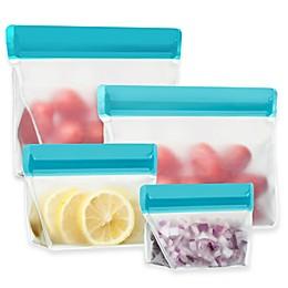 re(zip)™ Volume Travel Storage Bags in Aqua