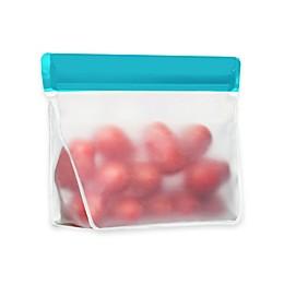 re(zip)™ Volume Travel Quart Storage Bag in Aqua