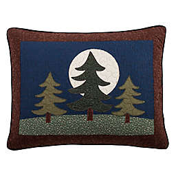 Donna Sharp® Bear Dance Standard Pillow Sham in Black