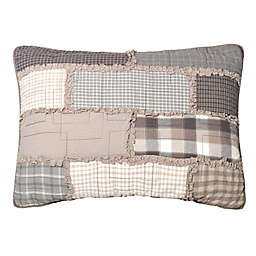 Donna Sharp® Smoky Cobblestone Standard Pillow Sham in Beige