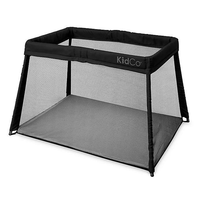 Alternate image 1 for KidCo® Travel Pod Portable Playard in Midnight
