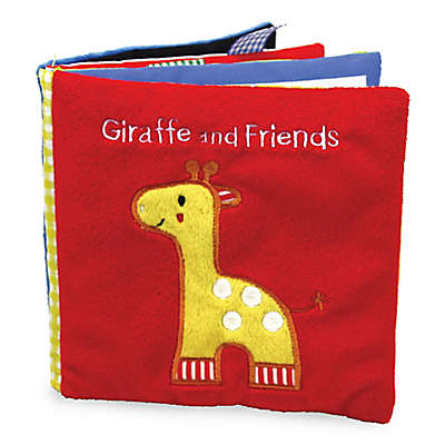 """Barron's Educational Series """"Giraffe and Friends"""" by Rettore"""