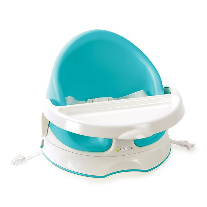 Alternate image 1 for Contours® Twist Grow-With-Me Seat in Aqua