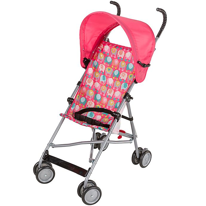 Alternate image 1 for Cosco® Umbrella Stroller with Canopy in Elephant Train