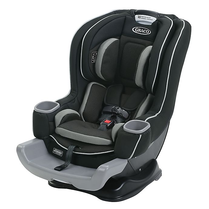 Alternate image 1 for Graco® Extend2Fit™ Convertible Car Seat with RapidRemove™ Cover in Clive™