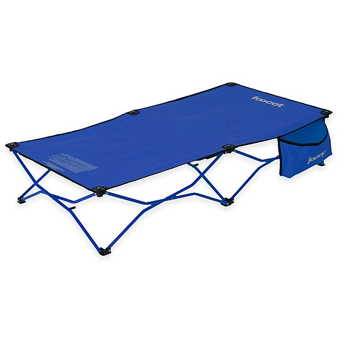 Alternate image 1 for Joovy® Foocot Portable Child Cot in Blueberry