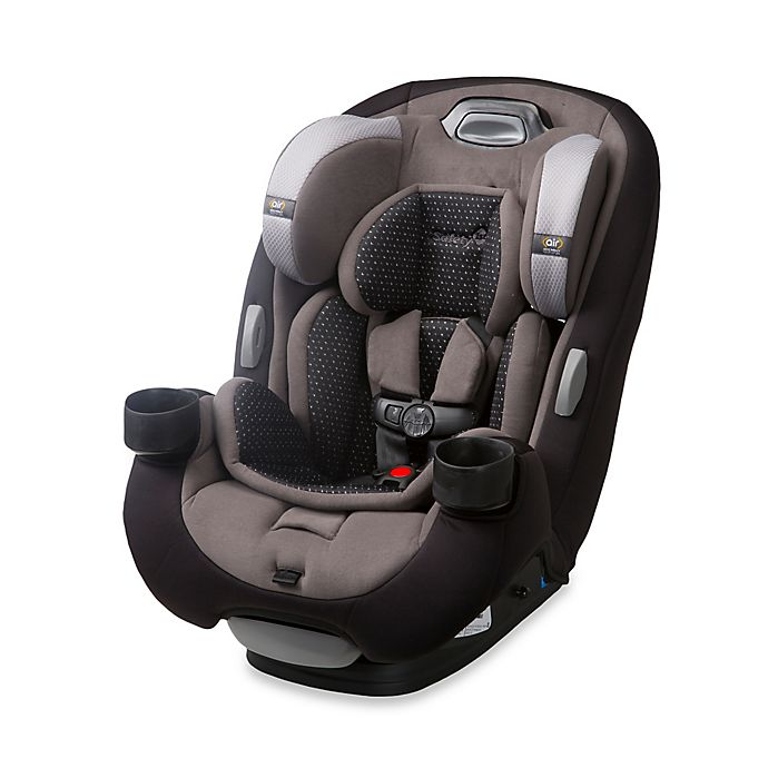 Alternate image 1 for Safety 1st® Grow and Go™ Air 3-in-1 Car Seat in Black/Grey