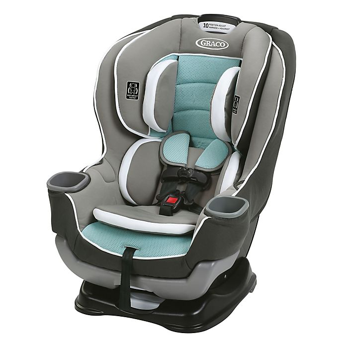 Alternate image 1 for Graco® Extend2Fit™ Convertible Car Seat in Spire™
