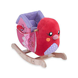 Rockabye™ Sweetie Bird Musical Play and Rock in Pink