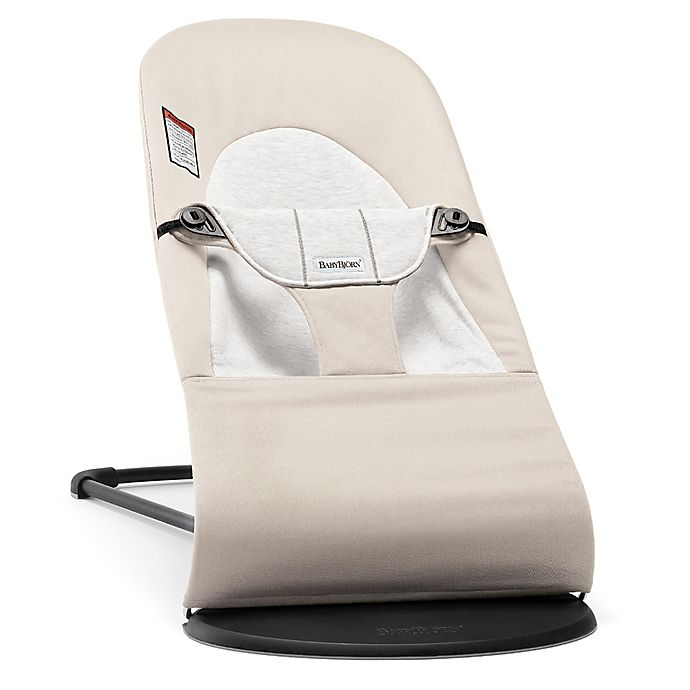 39af96e8f44 BABYBJORN® Bouncer Balance Soft in Beige Grey