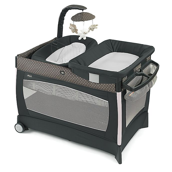 Alternate image 1 for Chicco® Lullaby® Baby Playard in Lilla