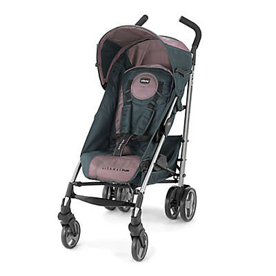 Chicco® Liteway™ Plus Stroller in Lyra (Purple/Grey)