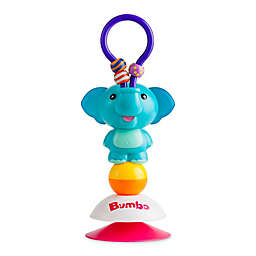 Bumbo Enzo Elephant Suction Toy in Orange/Yellow