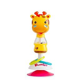 Bumbo Gwen Giraffe Suction Toy in Yellow