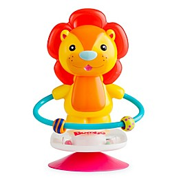 Bumbo Luca Lion Suction Toy in Blue