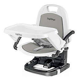 Peg Perego Rialto Booster Chair in Ice