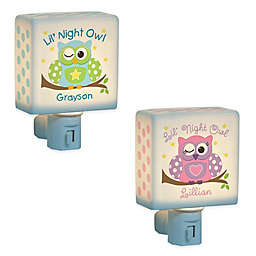 """Lil Night Owl"" Nightlight"