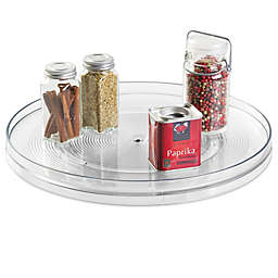 iDesign® Pantry/Cabinet Linus Lazy Susan Turntable