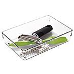 iDesign® Linus Acrylic 6-Inch x 9-Inch Drawer Organizer