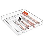 InterDesign® Linus 6-Compartment Cutlery Tray