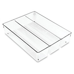 iDesign® Linus Deep Drawer Utensil Organizer