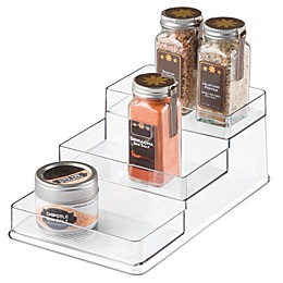 InterDesign® 3-Tier Stadium Spice Rack Organizer