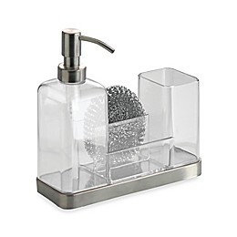 InterDesign® Forma Soap & Brush Caddy